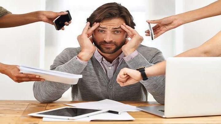 اختبار بسيط يكشف خطر إصابتك بالإرهاق في العمل