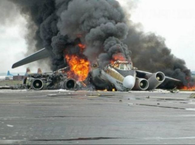 مصرع 5 أشخاص فى تحطم طائرة بمدغشقر