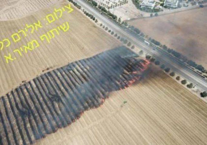 الاحتلال: الطائرات الحارقة حققت ما لم تحققه صواريخ 2014