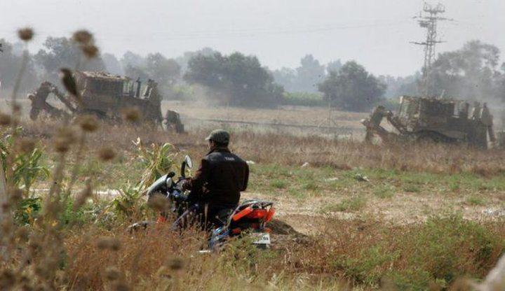 الاحتلال يطلق النار على شبان ورعاة الأغنام شرق خانيونس ودير البلح