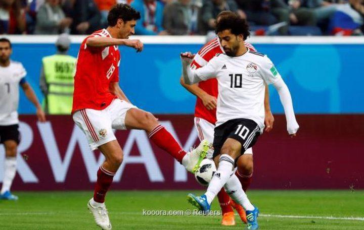 مصر تودع المونديال بالخسارة من روسيا (3-1)