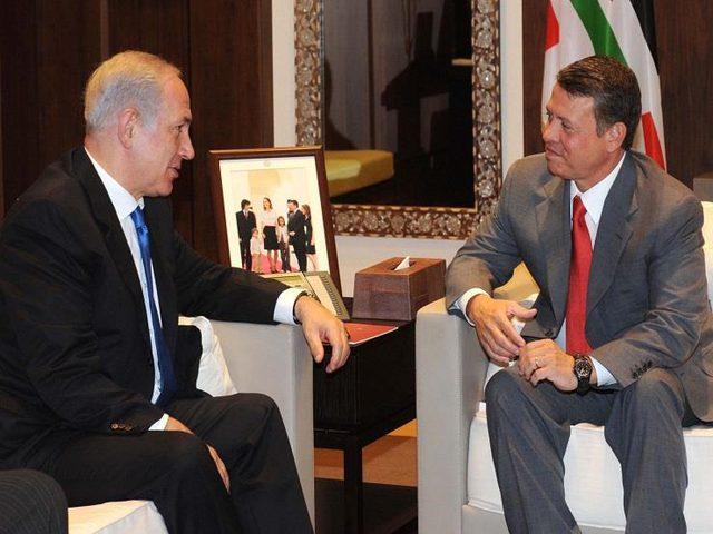 سيناريو يطل برأسه .. هكذا قرأ مراقبون زيارة نتنياهو غير المعلنة للأردن