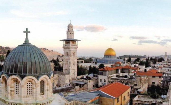 """عيسى لـ""""النجاح"""": سنغلق الكنائس إذا مست إسرائيل بالمقدسات"""