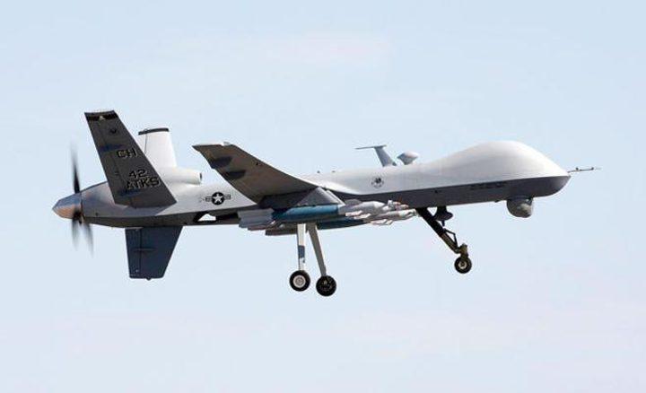 إسقاط طائرة بدون طيار تابعة لسلاح جو الاحتلال في القنيطرة