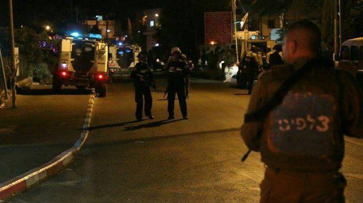 انفجار عبوة ناسفة قرب نقطة لشرطة الاحتلال على مدخل الحرم الابراهيمي