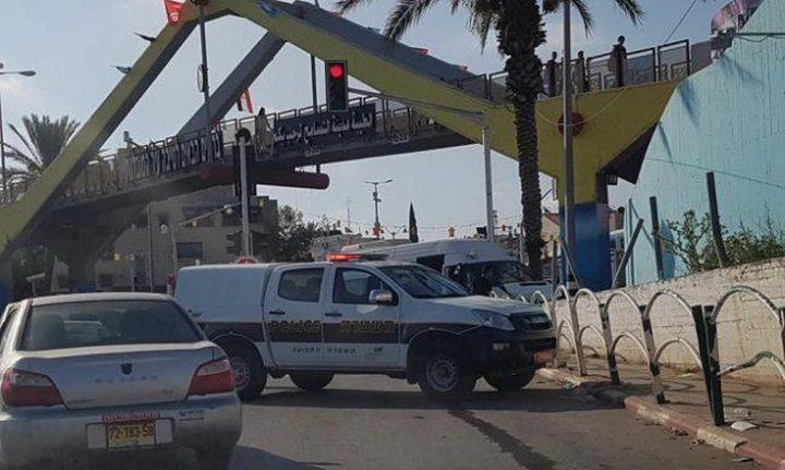 اصابة 11 عاملا من الضفة في حادث طرق