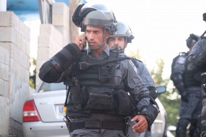 بعد تدخل الاردن.. تفكيك موقع لشرطة الاحتلال في المسجد الاقصى