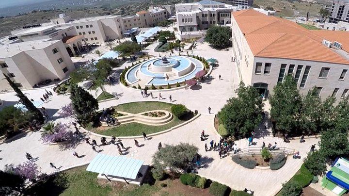 """الجامعة العربية الأمريكية تنهي استعداداتها لعقد المؤتمر الدولي الاول """"فلسطين الى اين؟"""""""