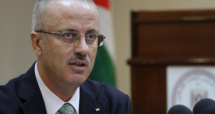 الحمد الله يستقبل الاتحاد العام للمعلمين ويجدد تأكيده التزام الحكومة بكافة الاتفاقيات الموقعة