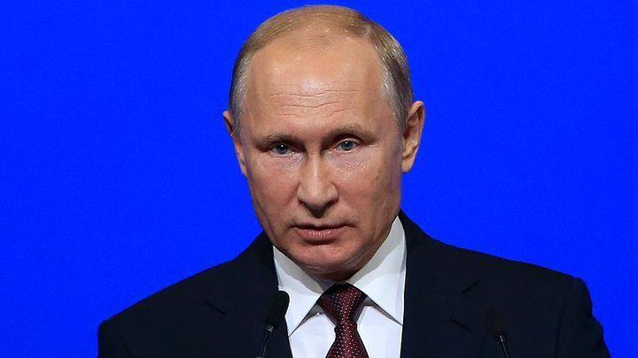 بوتين يلتقي أمين عام مجلس أوروبا