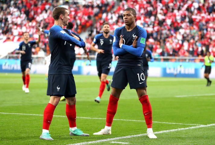 فيديو.. فرنسا تفوز على بيرو وتتأهل لثُمن النهائي