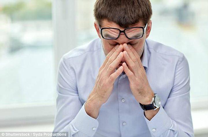 دراسة : الإجهاد يمكن أن يجعلك تفقد بصرك
