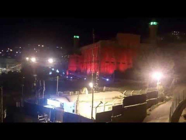 مستوطنون يقيمون حفلاً في الحرم الابراهيمي (فيديو)