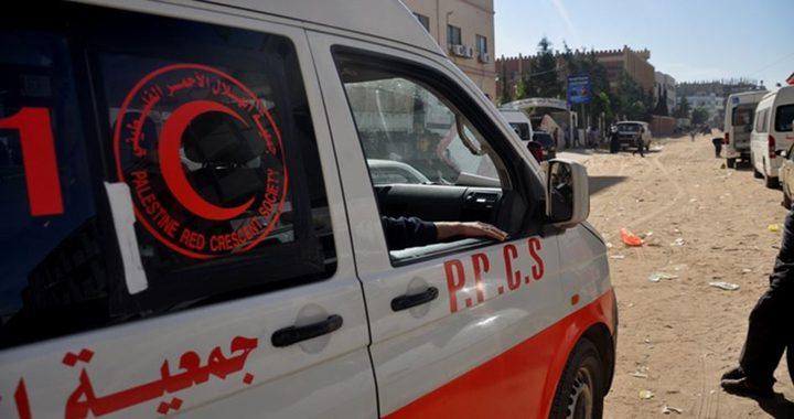 مصرع طفلة وإصابة شقيقتها جراء سقوط حماية النافذة بهما شمال غزة