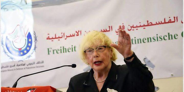 """الحزب الشيوعي الإسرائيلي: """"فليتسيا لانغر"""" مناضلة أممية عنيدة ضد الاحتلال ومن أجل أخوّة الشعوب"""