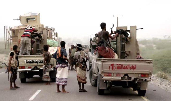 الحوثيون ينفون سيطرة التحالف على مطار الحديدة