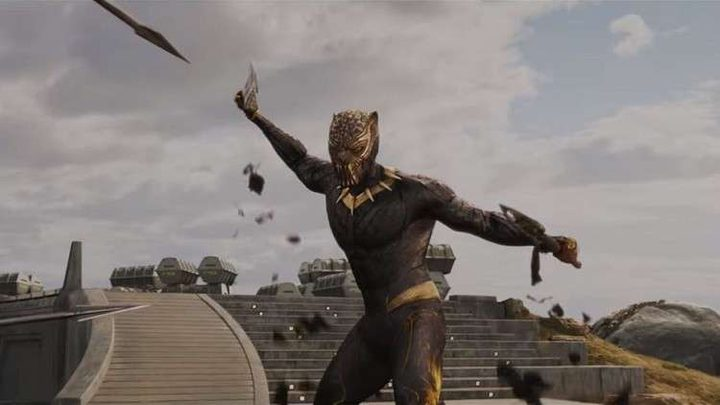 """Black Panther"" يحصد جوائز إم تي في"