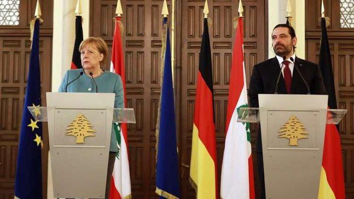 ميركل: نريد المساهمة في حل سياسي في سوريا يسمح بعودة اللاجئين