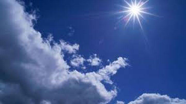 الحرارة أعلى من معدلها السنوي العام اليوم وغدا