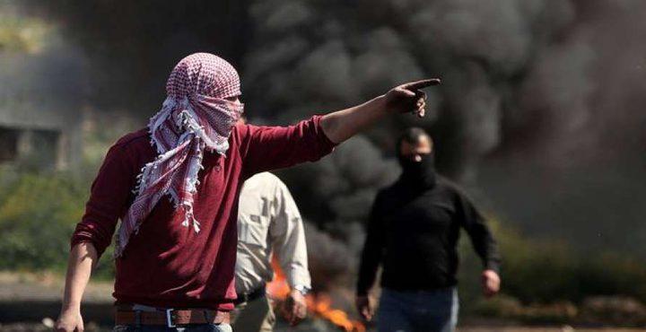 إصابة سبعة مواطنين بينهم صحافي بالأعيرة المطاطية في كفر قدوم