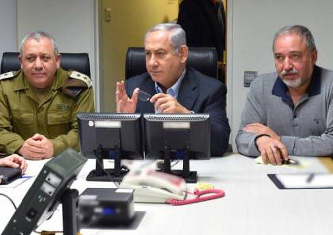 نتنياهو: مستعدون لجميع السيناريوهات حول غزة