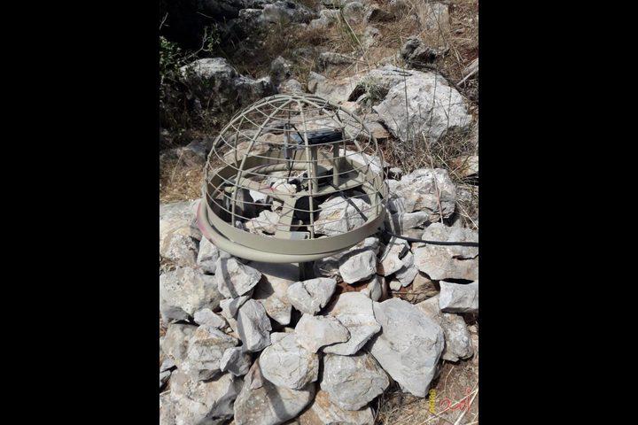 الجيش اللبناني يفكك جهاز تجسس إسرائيلي في كفرشوبا
