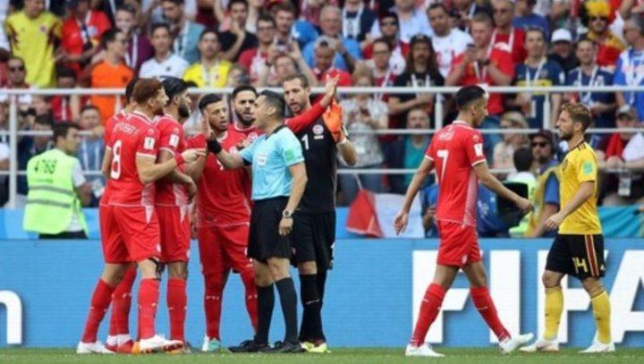 تونس تلحق بالمنتخبات العربية وتودع كأس العالم مبكرا