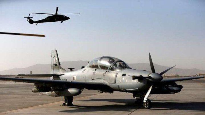تحطم طائرة عسكرية في الولايات المتحدة