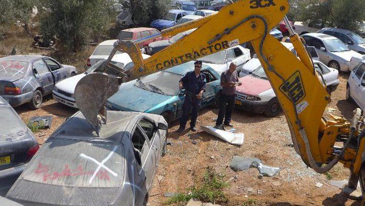 الشرطة تحجز 85 مركبة خاصة لتحميلها ركابا مقابل أجر