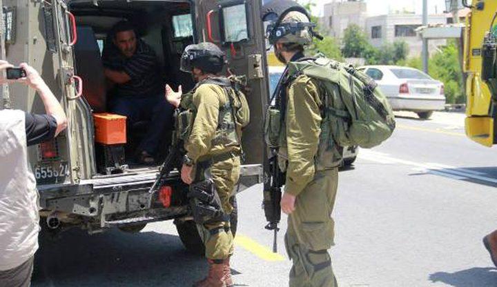 إصابة شاب برصاص الاحتلال على حاجز الكونتينر جنوب بيت لحم