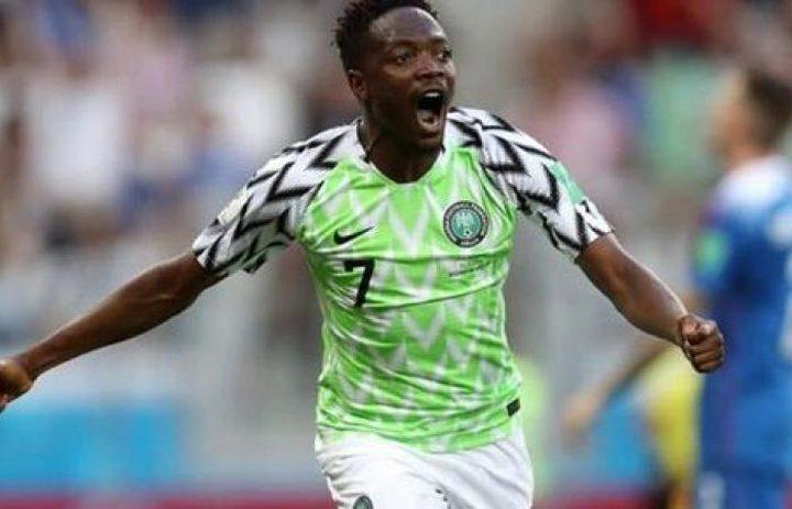 المنتخب النيجيري يحصد ثمار تغيير أسلوب لعبه