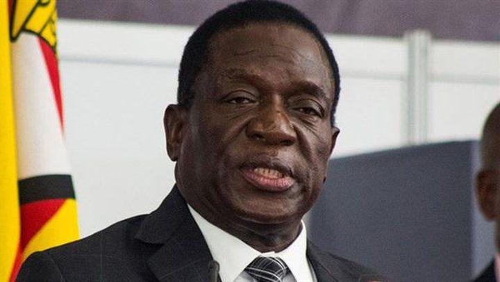 """نجاة رئيس زيمبابوي """"منانجاجوا"""" من محاولة اغتيال"""