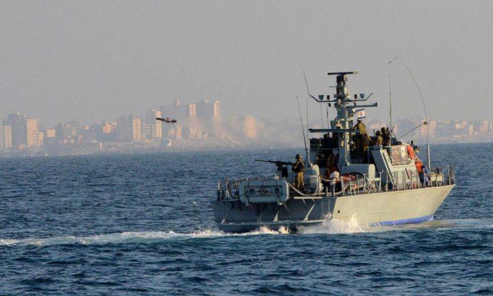 بحرية الاحتلال تعتقل 3 صيادين من عرض بحر غزة