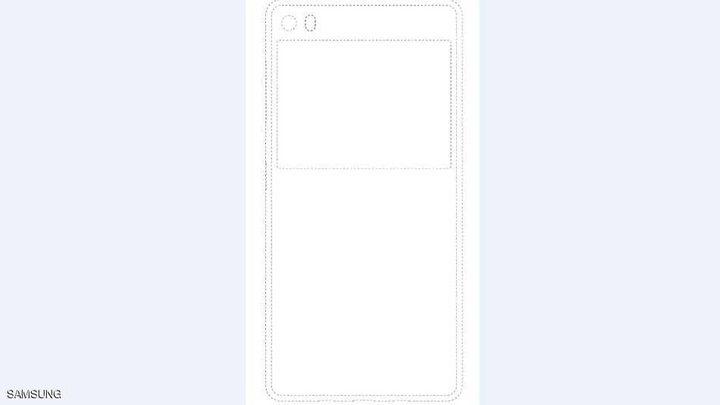 """سامسونغ تغير """"قواعد الهاتف"""" بتصميم غير مسبوق"""