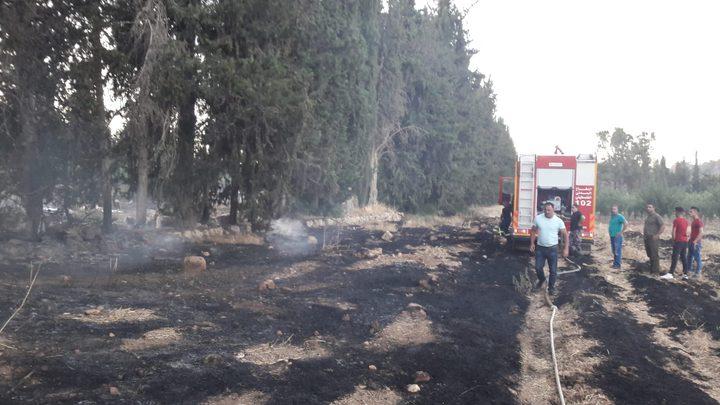 الدفاع المدني يتعامل مع 624 حادث إطفاء وإنقاذ خلال أسبوع