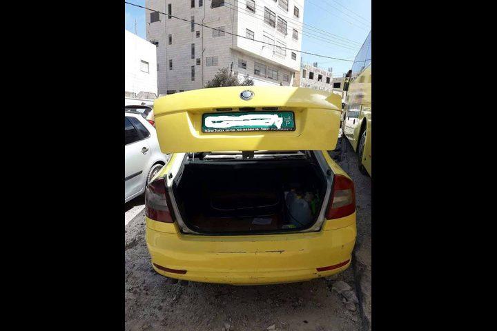 الشرطة تقبض على سائق عمومي ينقل الأطفال داخل صندوق المركبة