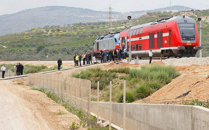 """""""طريق السلام الإقليمي"""" : سكة حديد تربط ميناء حيفا مع المملكة السعودية"""