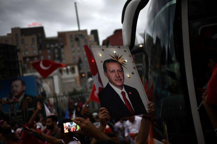 أردوغان يتصدر الانتخابات الرئاسية التركية بعد فرز 20% من الأصوات