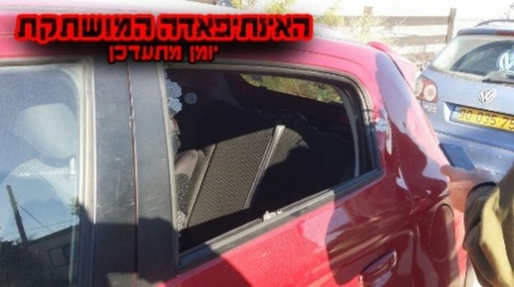 """الاحتلال: مقاومون يطلقون النار على سيارة للمستوطنين قرب مستوطنة """"غوش عتصيون"""""""