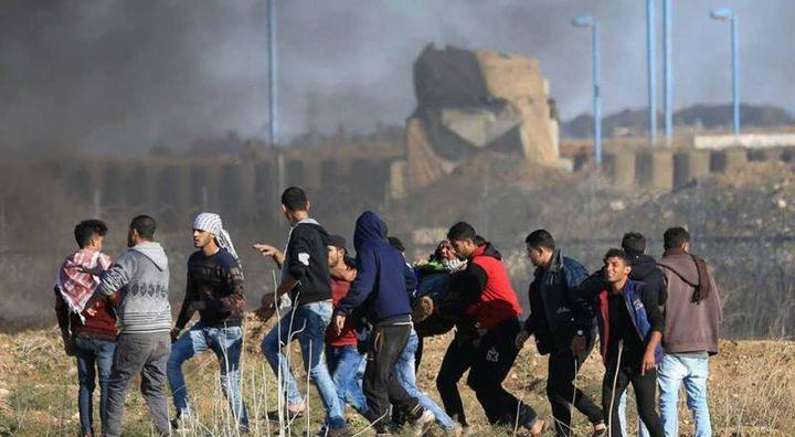 غزة: استشهاد شاب متأثراً بإصابته برصاص الاحتلال