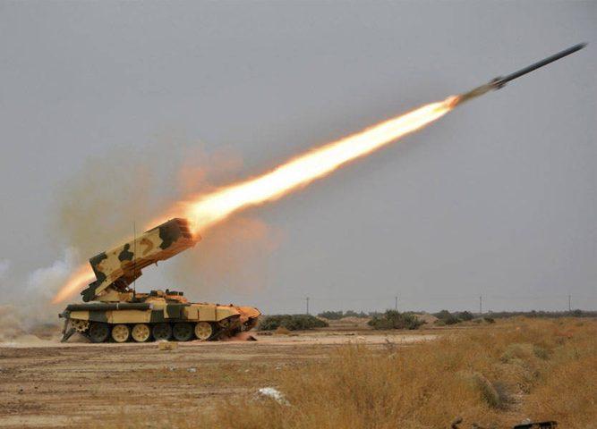 القوات الإسرائيلية تعلن تصديها لمحاولة إختراق طائرة قادمة من الأراضي السورية