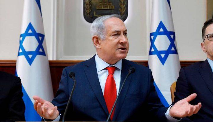 نتنياهو: كوشنير وغرينبلات يدعمان إجراءاتنا على حدود غزة
