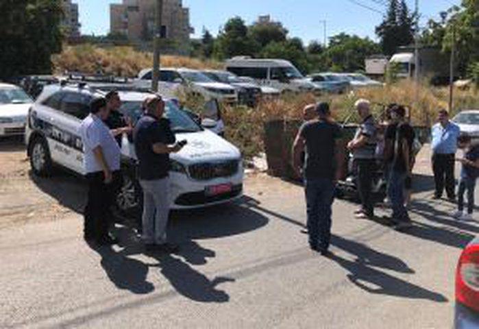 مواطنون يحبطون محاولة للسيطرة على مبنيين بحي الشيخ جراح
