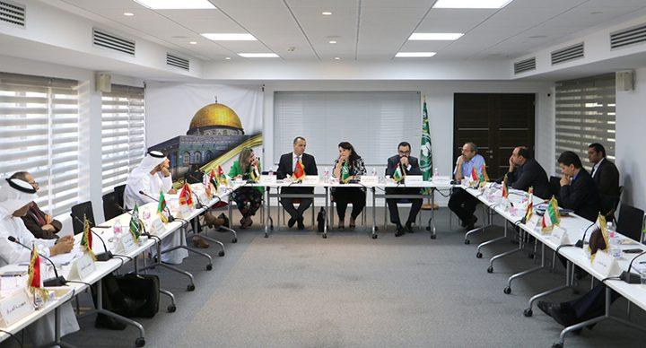 د. بسيسو يشارك في اجتماعات اللّجنة الدائمة للثقافة العربيّة