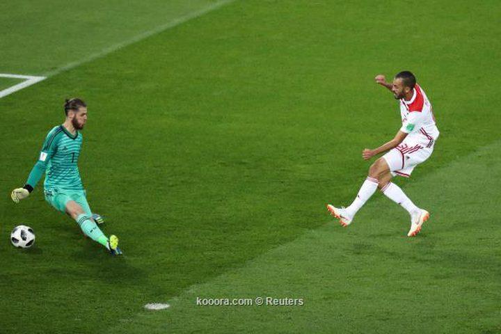المغرب تودع المونديال بتعادل مثير مع إسبانيا