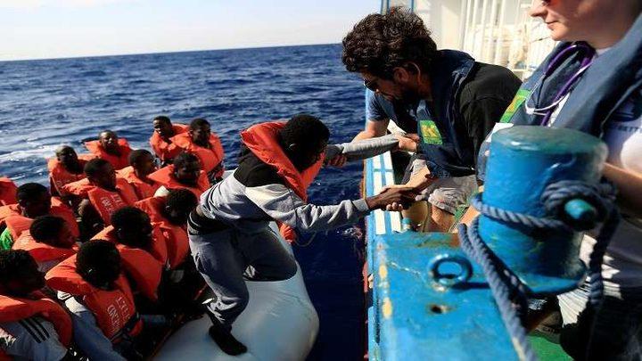 إيطاليا تقسو على المهاجرين مانعة إنقاذهم من عرض البحر!