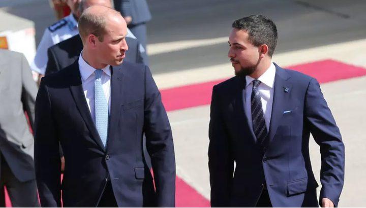 الأمير وليام يبدأ جولته في الشرق الأوسط