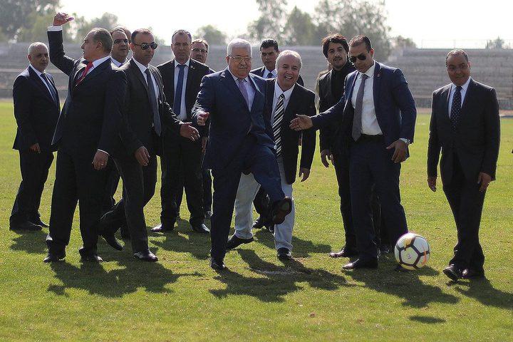 الرئيس سيحضر المباراة النهائية لكأس العالم في روسيا