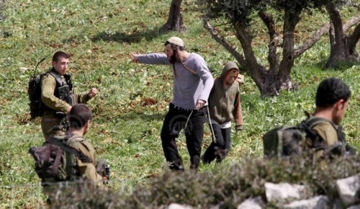 الخارجية: استباحة المستوطنين للأرض بدعم وتشجيع من حكومة الاحتلال