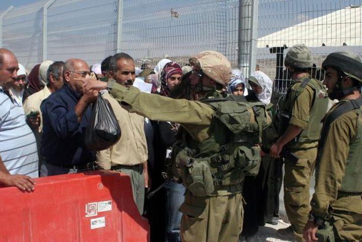 تمييز إسرائيلي في تطبيق شروط الصحة والسلامة بين العمال الفلسطينيين وغيرهم
